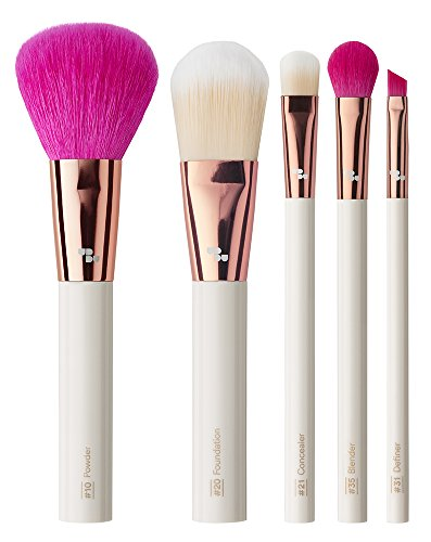 Urban Beauty United Famous Five 5 Piece Brush Kit