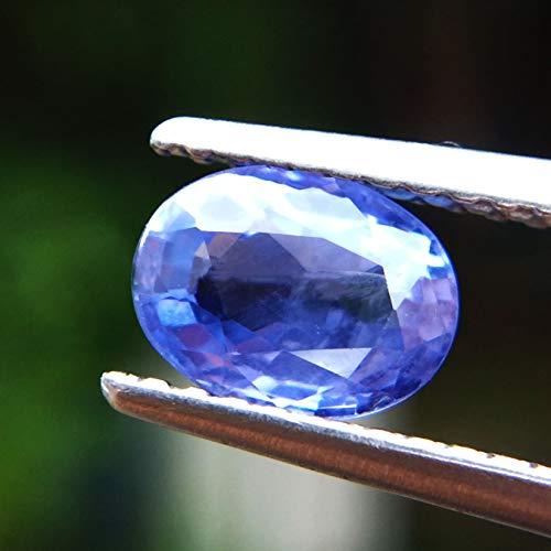 Lovemom 1.13ct Natural Oval Normal Heated Purple Sapphire Sri-Lanka #B by Lovemom (Image #3)