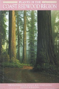 Plants of the Coast Redwood Region