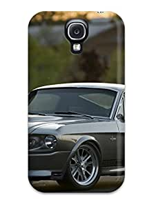 Best 6693700K80698242 Scratch-free Phone Case For Galaxy S4- Retail Packaging - Muscle Car