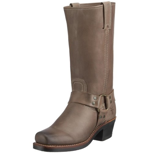 Frye 12R Harness Slate Women's Boot qwSqBxfCr