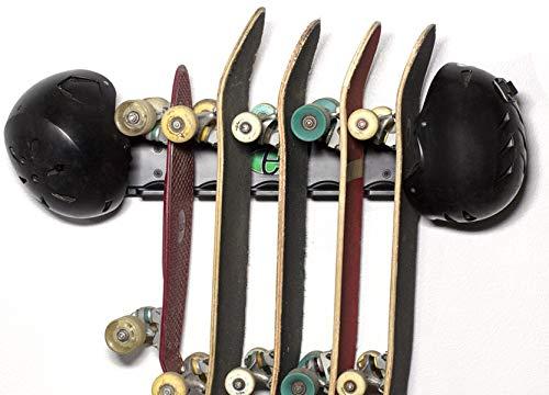Evolution - Skateboard Rack & Sports Organizer by Evolution Performance Sports, LLC