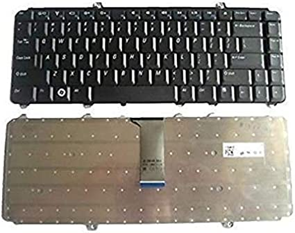 P63G Givwizd Replacement Keyboard Compatible for DELL Model US Layout Non Backlit
