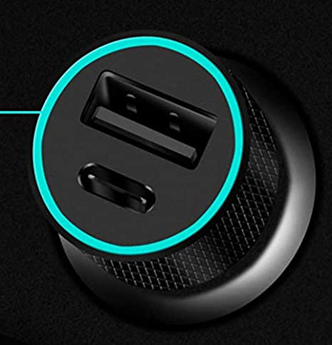 Fast Charger USB Charger for Phone Type C Black