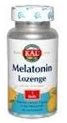 Melatonina Kal 120 comprimidos de 1 mg de Solaray: Amazon.es: Salud ...