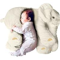 Rainbow Unicorn Baby Grey Elephant Soft Toys Animals Stuffed Plush Pillow Elephant Cushion Plush Toy for Kids Gifts