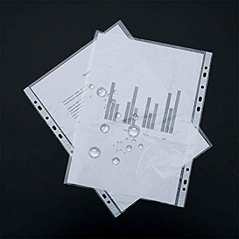 transparent A4 stark Arpan Klarsichth/üllen 45 Mikron aus Polyurethan