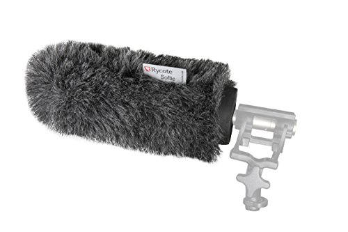 - Rycote 33052 Classic-Softie (19/22) Shotgun Microphone Windshield