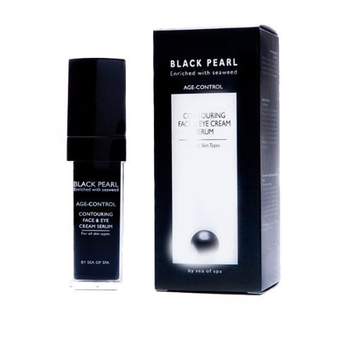 (Sea of Spa Black Pearl - Face and Eye Serum, 1-Ounce)
