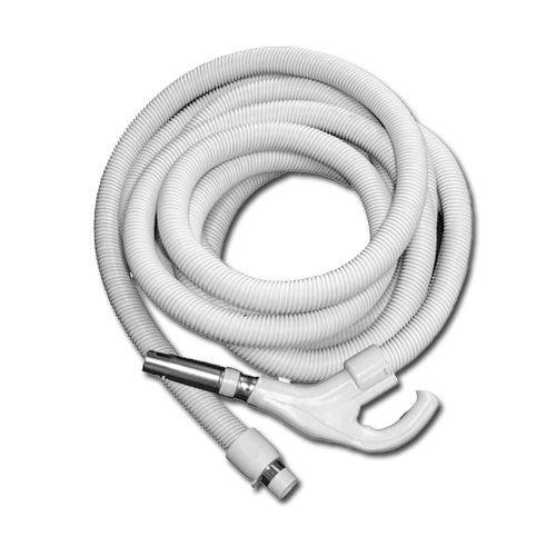 Central Vacuum Hose 35' Vac Hose for Beam Nutone ()