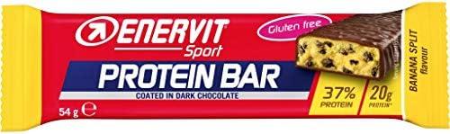 Enervit - SPORT Protein Bar 25 x 54g Riegel Banana