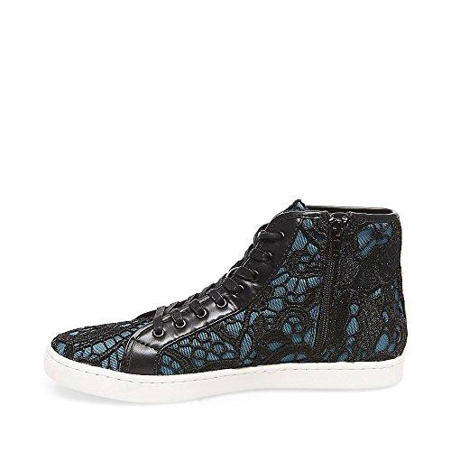 Steve Madden Mens Ashby Lace Faux Trim Fashion Sneakers Floral qq4eX