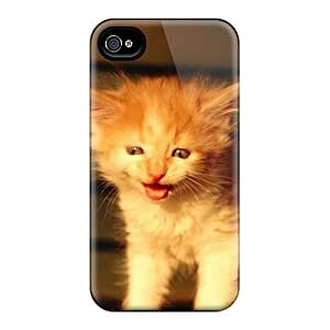 popular Snap-on Kitten Bench Cute Hard Cover Case/ Case For Apple Iphone 5/5S Case Cover