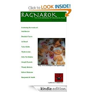 Ragnarok Spring 2013 (Ragnarok the e-lit journal) Anniken Davenport
