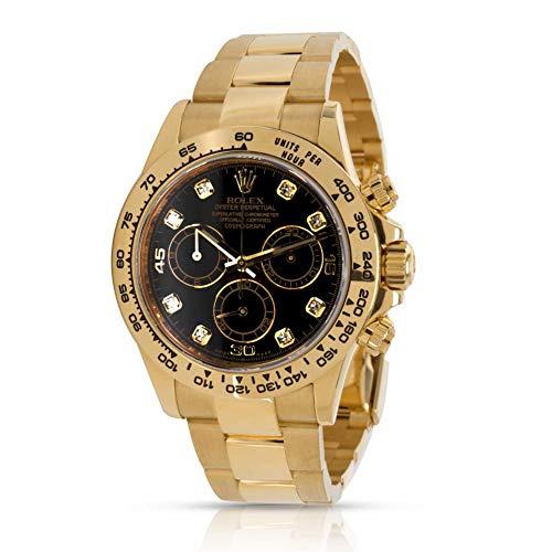 (Rolex Daytona Automatic-self-Wind Male Watch 116508 (Certified Pre-Owned))