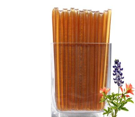 Floral Honeystix - Wildflower - 100% Honey - Pack of 100 Stix (Wild Stix)