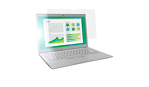 AG125W9B 3M Anti-Glare Filter for 12.5 Widescreen Laptop