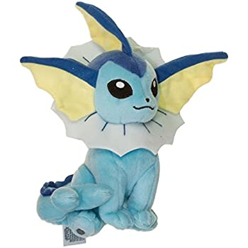 Vaporeon ~9.5 Mini-Plush: Pokemon Evolution of Eevee Series