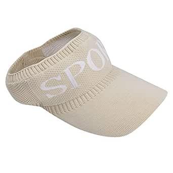 LOPILY Sombrero de Mujer Sombrero de Malla Ajustable para ...