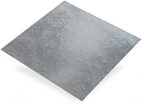 Galvanised Steel Sheet 250mm X 500mm X 1mm Amazon Co Uk Diy Tools