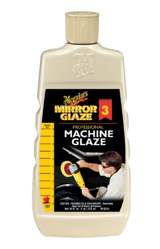 Meguiar's M3 Mirror Glaze Machine Glaze - 16 oz.