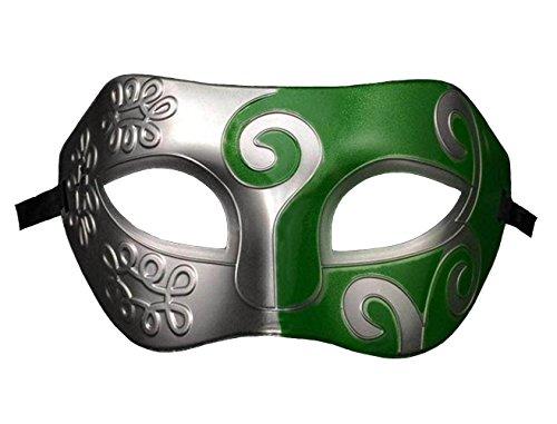 hallo (Green Masquerade Masks)