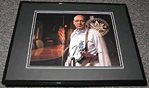 Nick Searcy Signed Framed 8x10 Photo Justified