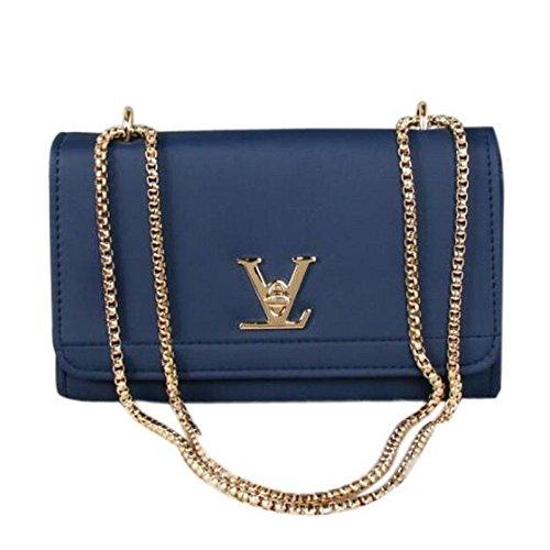 Dark Famous Chain Bags Promotional blue AASSDDFF Crossbody Designer Bags Handbags Clutch Woman Women brand 3 Ladies Messenger Luxury Bag qpOwgEa