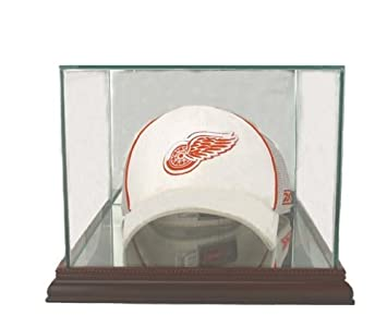 Perfect Cases MLB Cap//Hat Glass Display Case