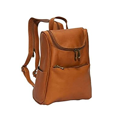 David King & Co. Women's Small Backpack, Tan, One Size good