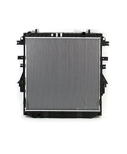Radiator - Cooling Direct For/Fit 13501 15-17 Chevrolet Colorado GMC Canyon 2.5L L4 Plastic Tank Aluminum Core ()