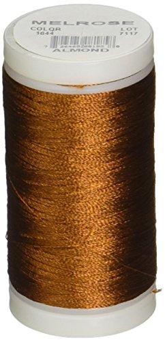 Iris Melrose Thread 600 Yard Almond