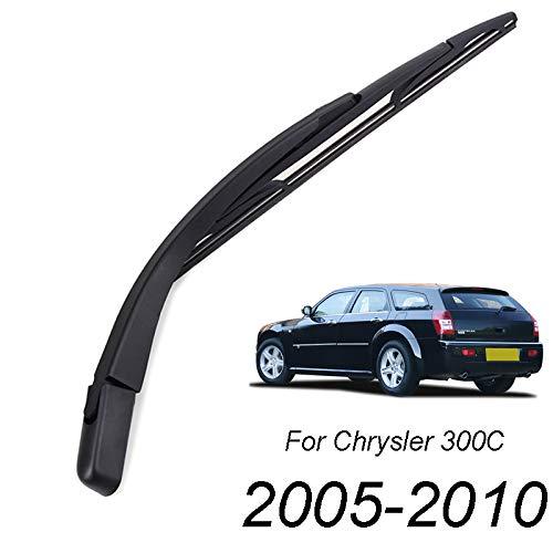 Xukey 1 set Set di spazzole tergicristallo e braccio tergicristallo posteriore per 300C Touring 2005 2006 2007 2008 2009 2010