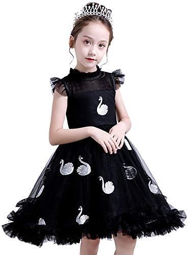 YONGMEI - Disfraz de tutú para niña con Vestido de Princesa, Color ...