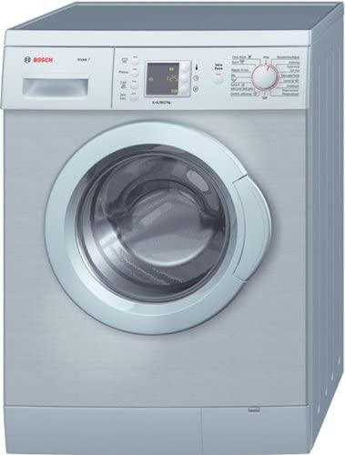 Bosch WAE2446XEP Independiente Carga frontal 7kg 1200RPM A Plata ...