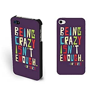 Colorful Monogram Print For Iphone 6 4.7 Inch Case Cover with Quotes Fashion For Iphone 6 4.7 Inch Case Cover Skin for Girls