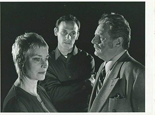 Lisa Harrow Coby Goss Seattle Repertory Theatre' 2002 TV press photo MBX96