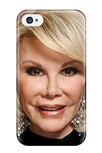 New Joan Rivers Photo Tpu Case Cover, Anti-scratch Phone Case For Iphone 4/4s 3634416K38779513