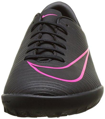 Nike Jr Mercurialx Vapor Xi Tf, Botas de Fútbol Unisex Adulto Negro (Black / Black)
