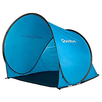 Quechua 2 Seconds 0 Pop-Up Shelter (Blue)  sc 1 st  Amazon UK & Quechua 2 Seconds 0 Pop-Up Shelter (Blue): Amazon.co.uk: Sports ...