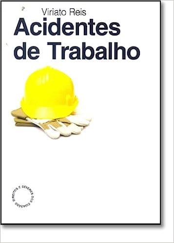 Book Acidentes De Trabalho