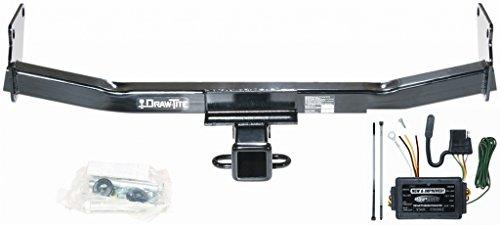 Draw-Tite Trailer Hitch + Wire Kit Fits Jeep Patriot 75712 118552