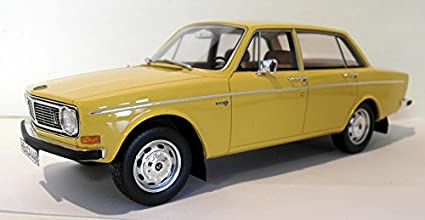4e38f41f0b Amazon.com: Volvo 144, yellow, 1970, Model Car, Ready-made, BoS ...