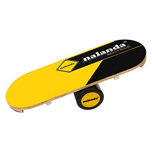 Nalanda Balance Board Trainer, Core Trainer for Exercise, Increase Stability,Strength and Flexibility