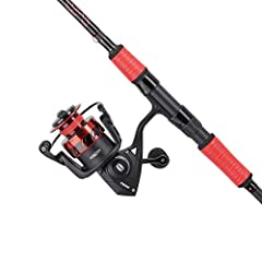 The PENN Fierce III LE spinning combos are available in a range of sizes, from 2000 to 5000. The reels are paired with graphite composite rods, one piece stainless steel Dura-Guides, and ergonomic Winn grips to produce a stylish, durable, and...