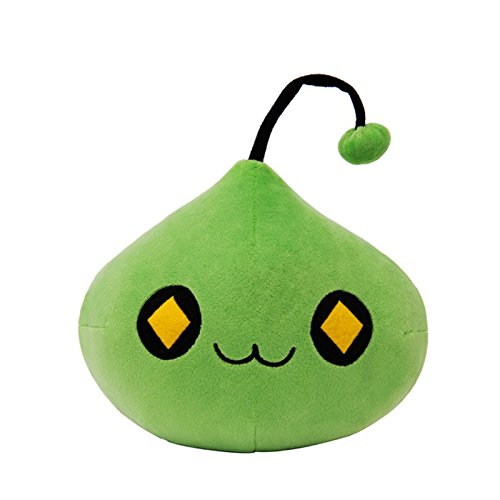 Maplestory Limited Edition Green Slime Plush Doll