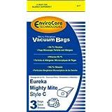 Eureka C Mighty Mite Series 3000, 3100 Vacuum Bags - Generic - 3 pack