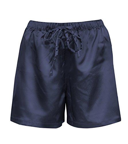 Navy Blue Boxer Shorts - 8