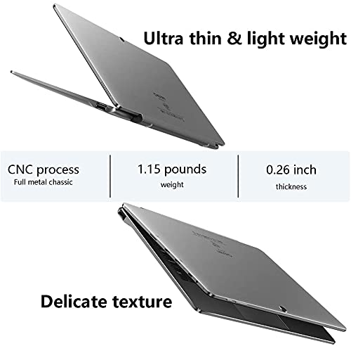 CHUWI Tablet Pc Hi10 X 10.1 Pulgadas Tableta 2 in 1 Windows 10 OS 6GB RAM + 128GB ROM (Intel Gemini-Lake N4100) Quad…
