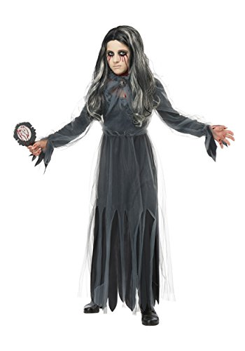 Bloody Mary Girls Costume Black/Gray ()